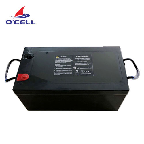 IFM48-600E2 48V60Ah Battery