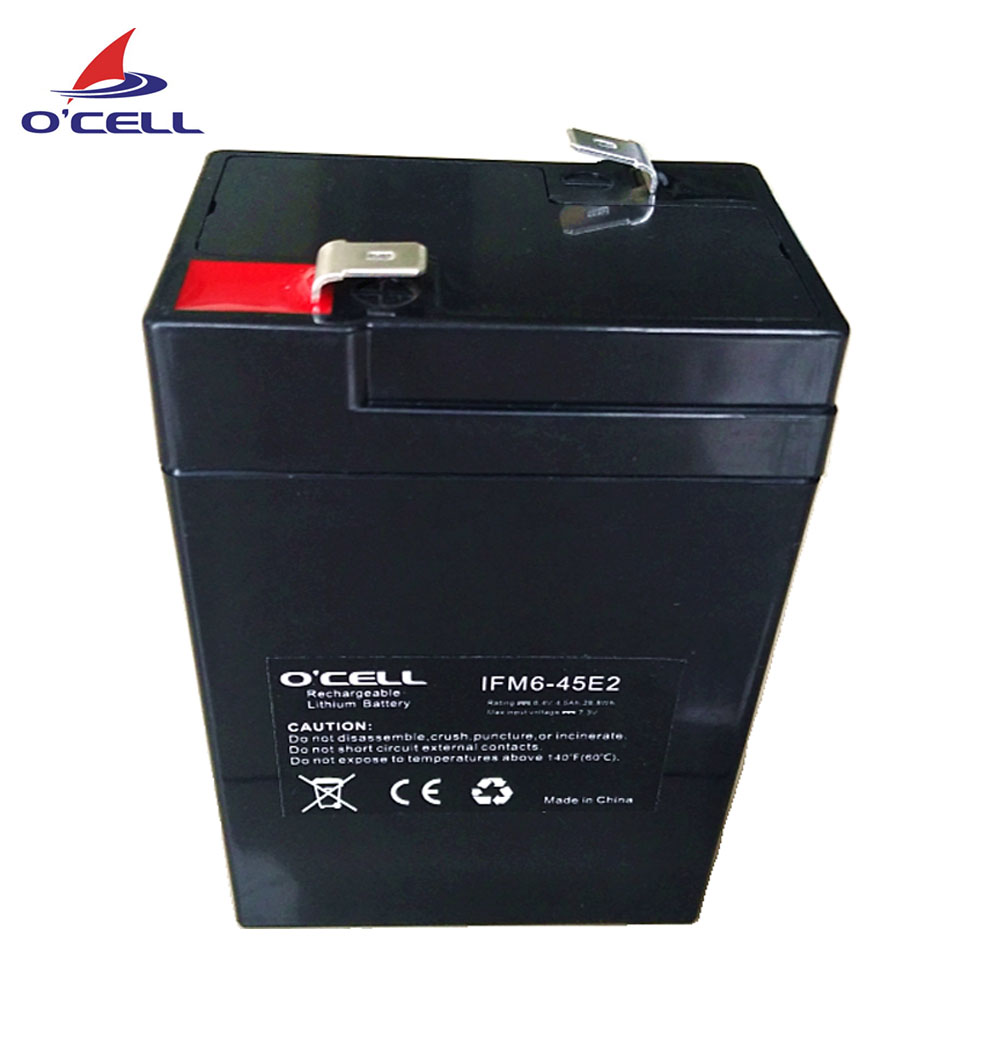 IFM6-45E2 6V4.5Ah Battery